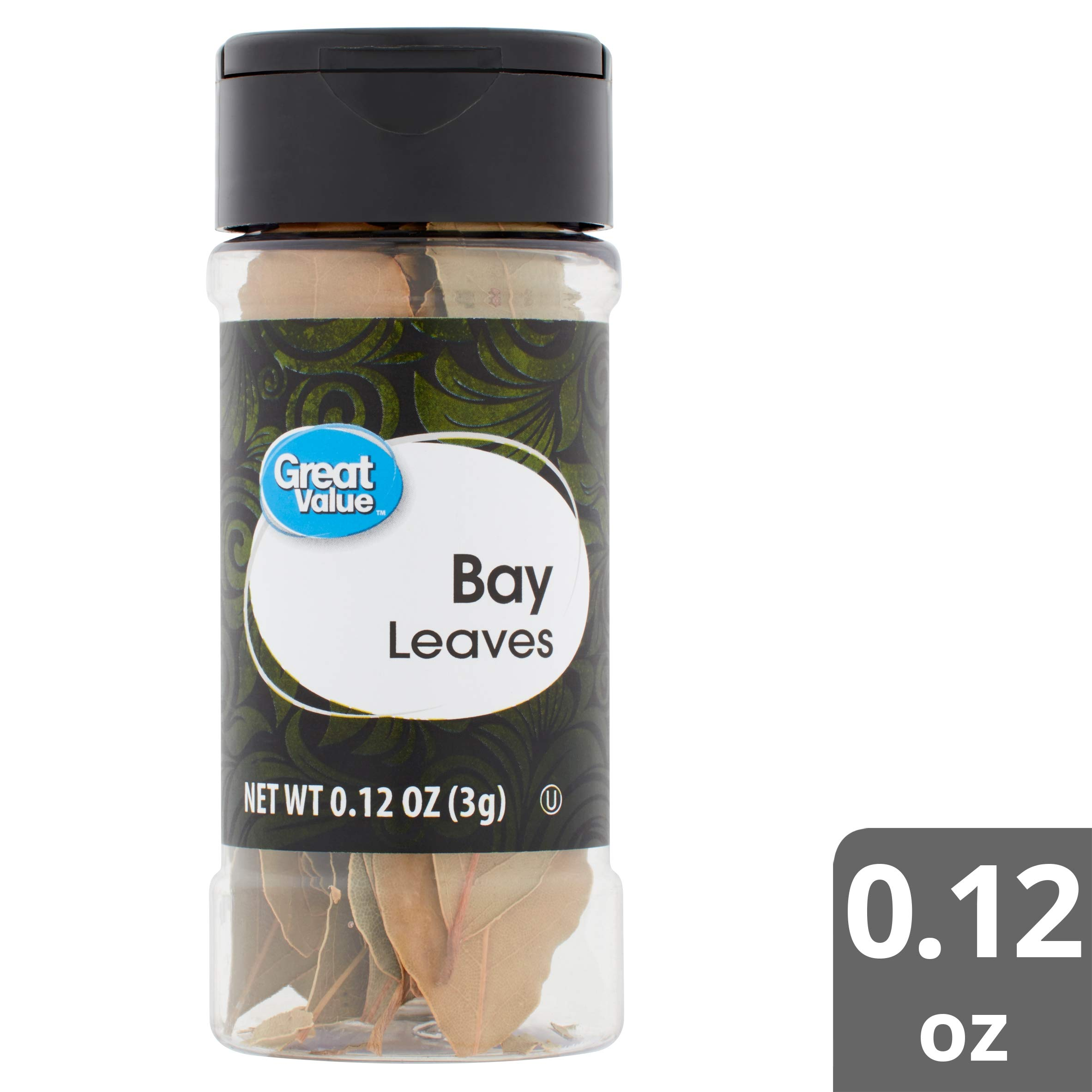 Great Value Bay Leaves, 0.12 oz (2 count) (Pack of 2)