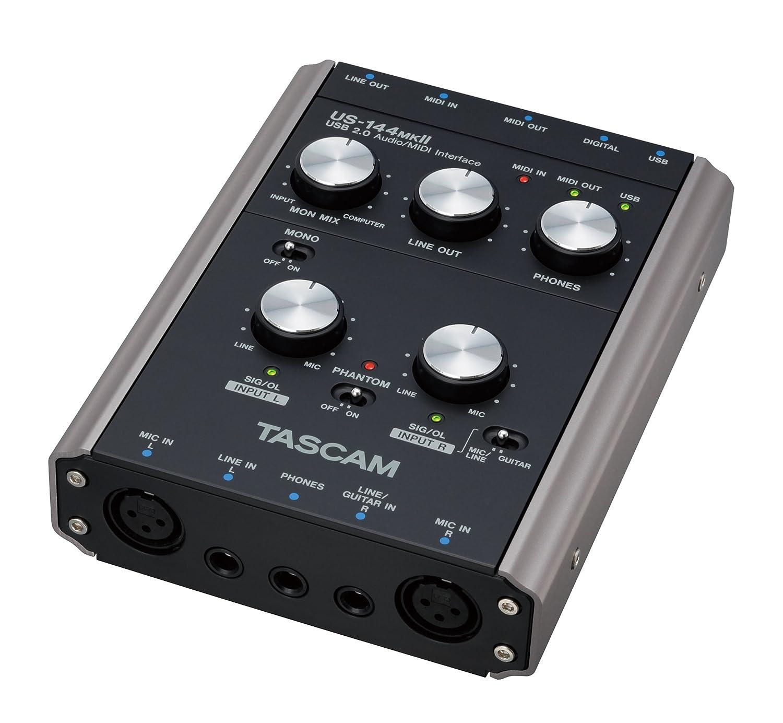 Tascam US-144MKII USB Audio Interface US144MKII