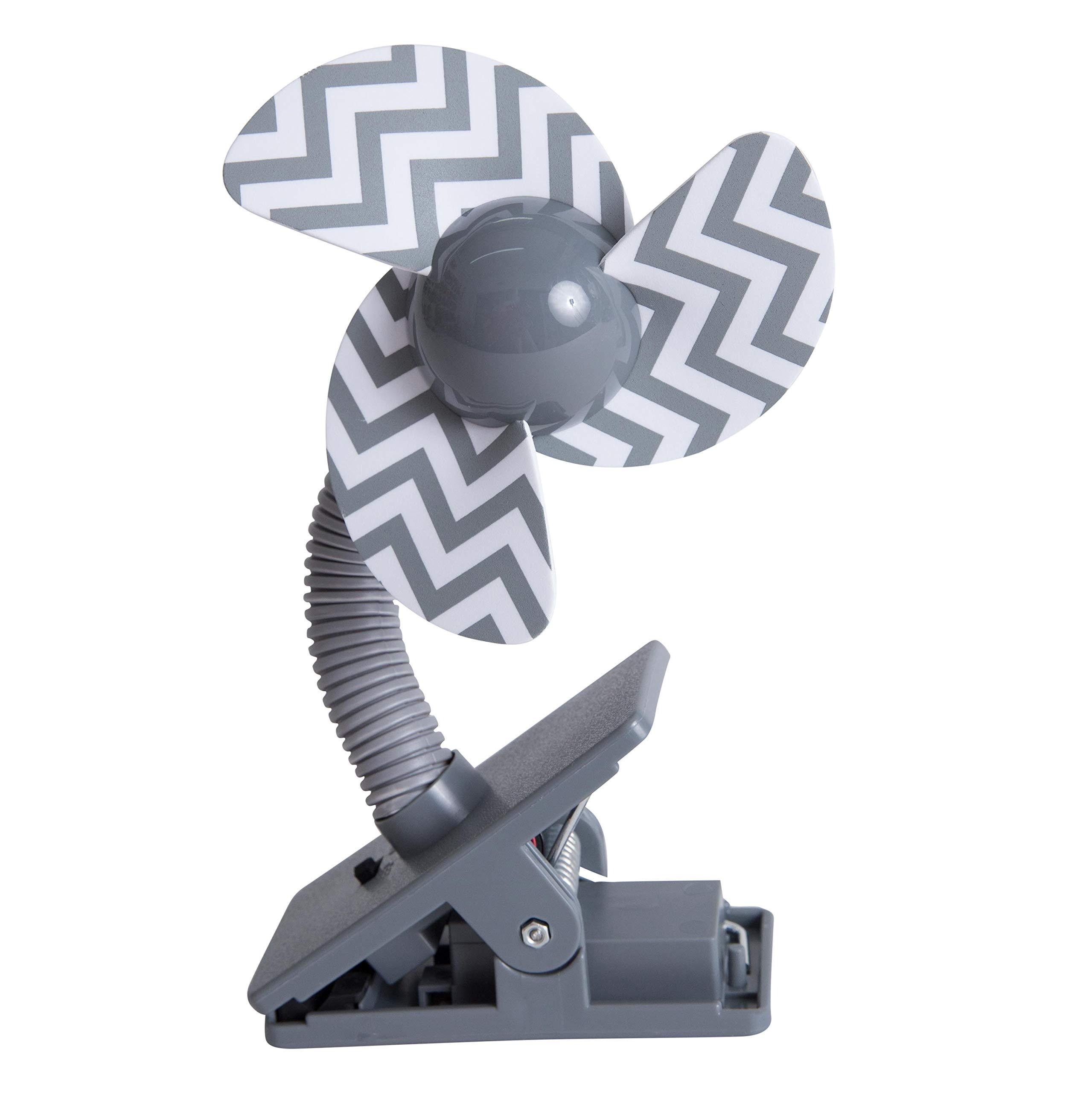 Nuby Clip on Stroller Fan