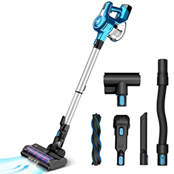 INSE Cordless 23KPa Vacuum Cleaner