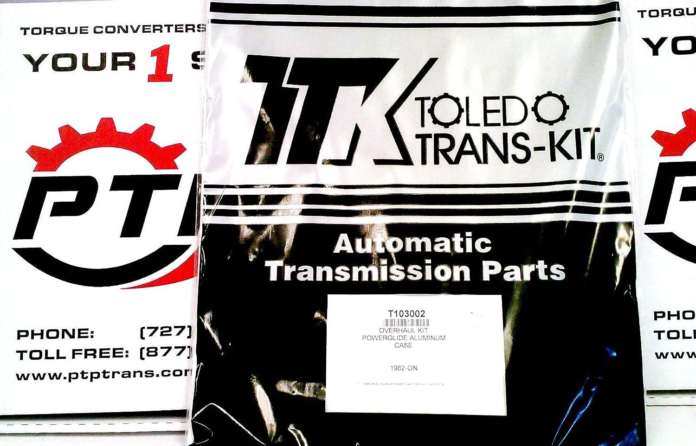 Amazon Aluminum Powerglide Transmission Gasket And Seal Rebuild