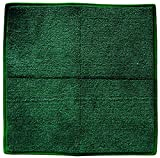 Golden Star MAM1818G Absorbent Microfiber Soaker Pad, Green (Pack of 12)