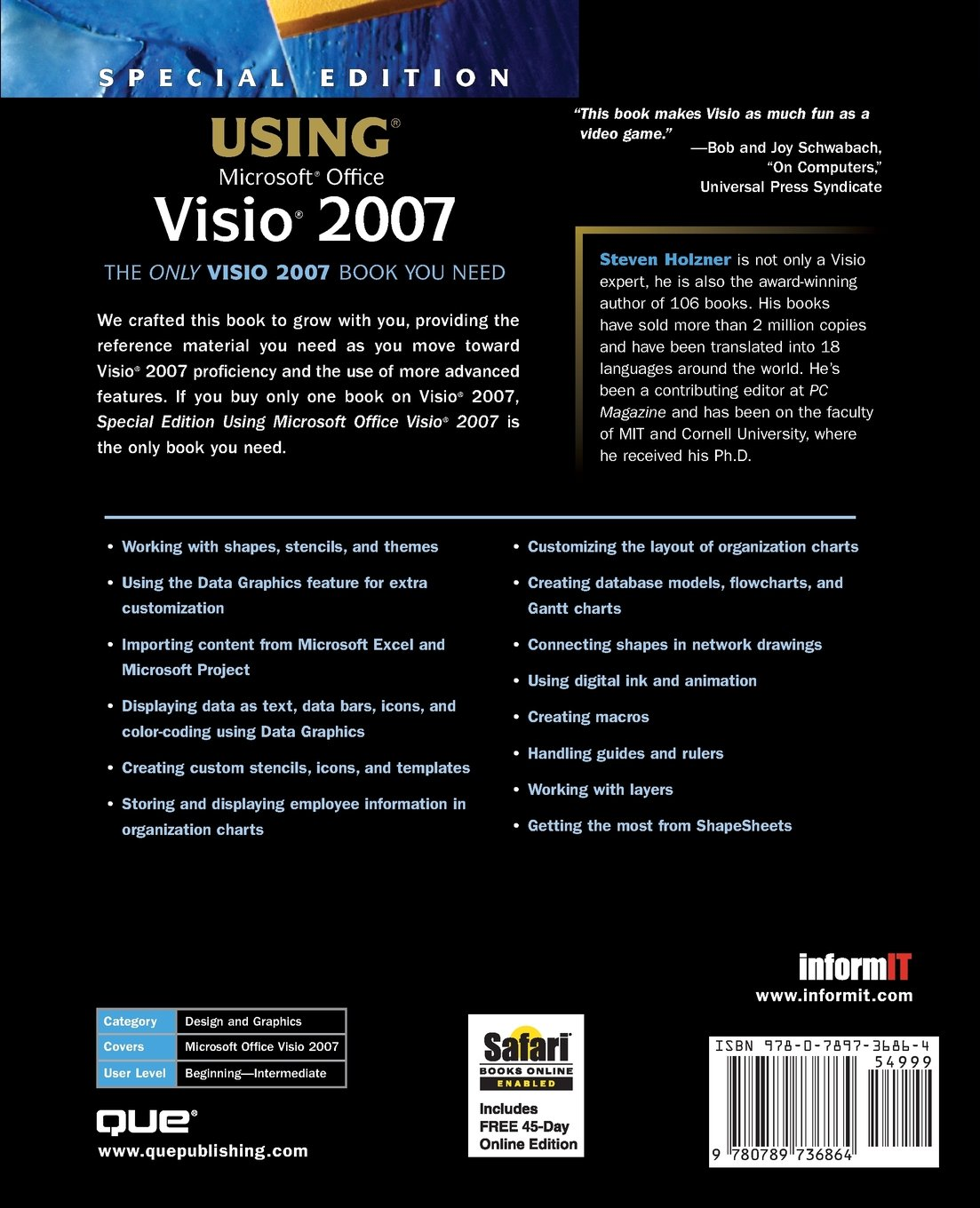 Special Edition Using Microsoft Office Visio 2007: Amazon co uk