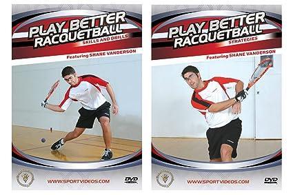 Play Better Racquetball DVD Set