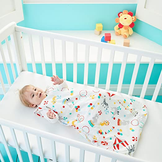 Amazon.com: Grobag Wash & Wear Baby Sleeping Bag TWIN Pack - Roll Up 2.5 Tog (18-36 Months): Baby