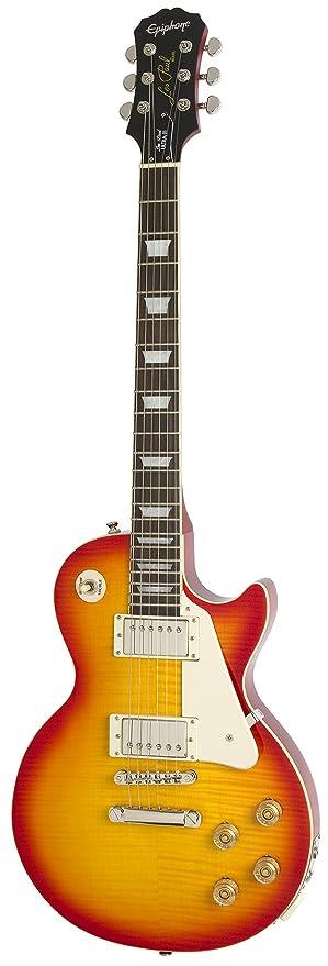 Epiphone Les Paul Ultra-III - Guitarra eléctrica, color midnight sapphire: Amazon.es: Instrumentos musicales