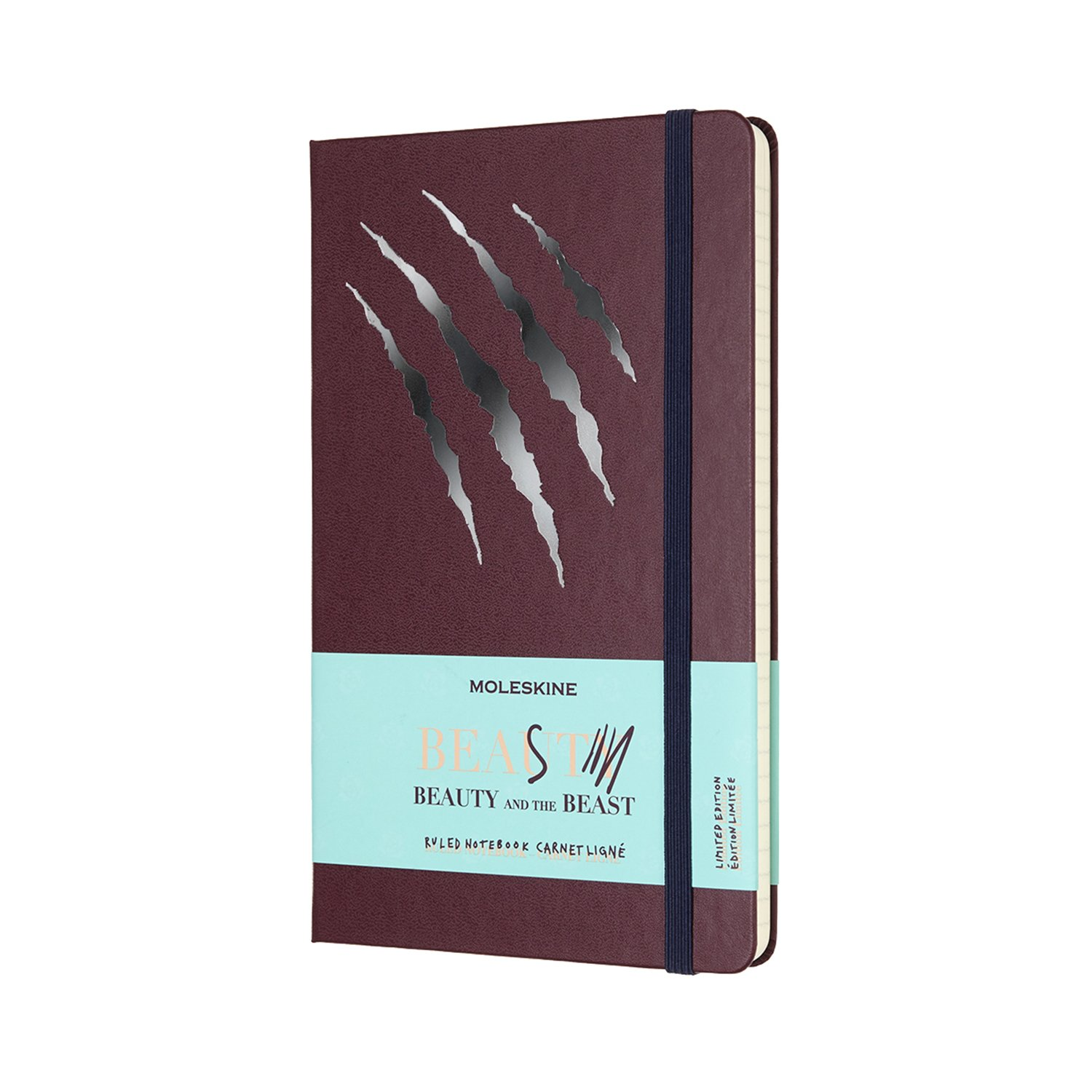 Moleskine Limited Edition Beauty & Beast Notebook Large...