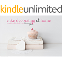 cake decorating at home (English Edition)
