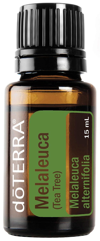 doTERRA Melaleuca (Tea Tree) Essential Oil - 15 mL