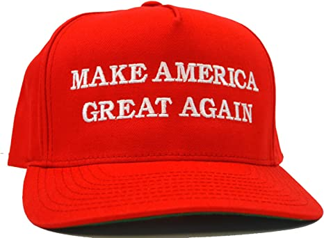 Gorra de Donald Trump «Make America Great Again» de las elecciones ...