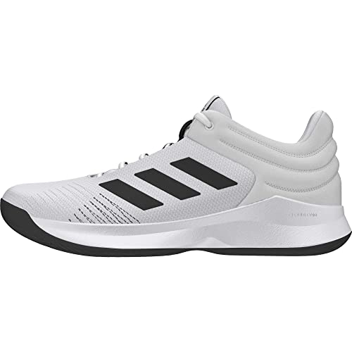 the latest 5f5b2 3acf8 adidas Herren Pro Spark Low 2018 Basketballschuhe, Weiß  Ftwwht Cblack Greone, 40