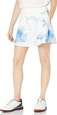 "PUMA Golf 2020 Women's Pwrshape Soft Geo Skirt 16"""
