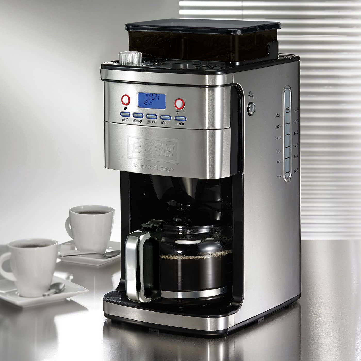 BEEM Germany Fresh-Aroma-Perfect Superior - Cafetera completamente ...