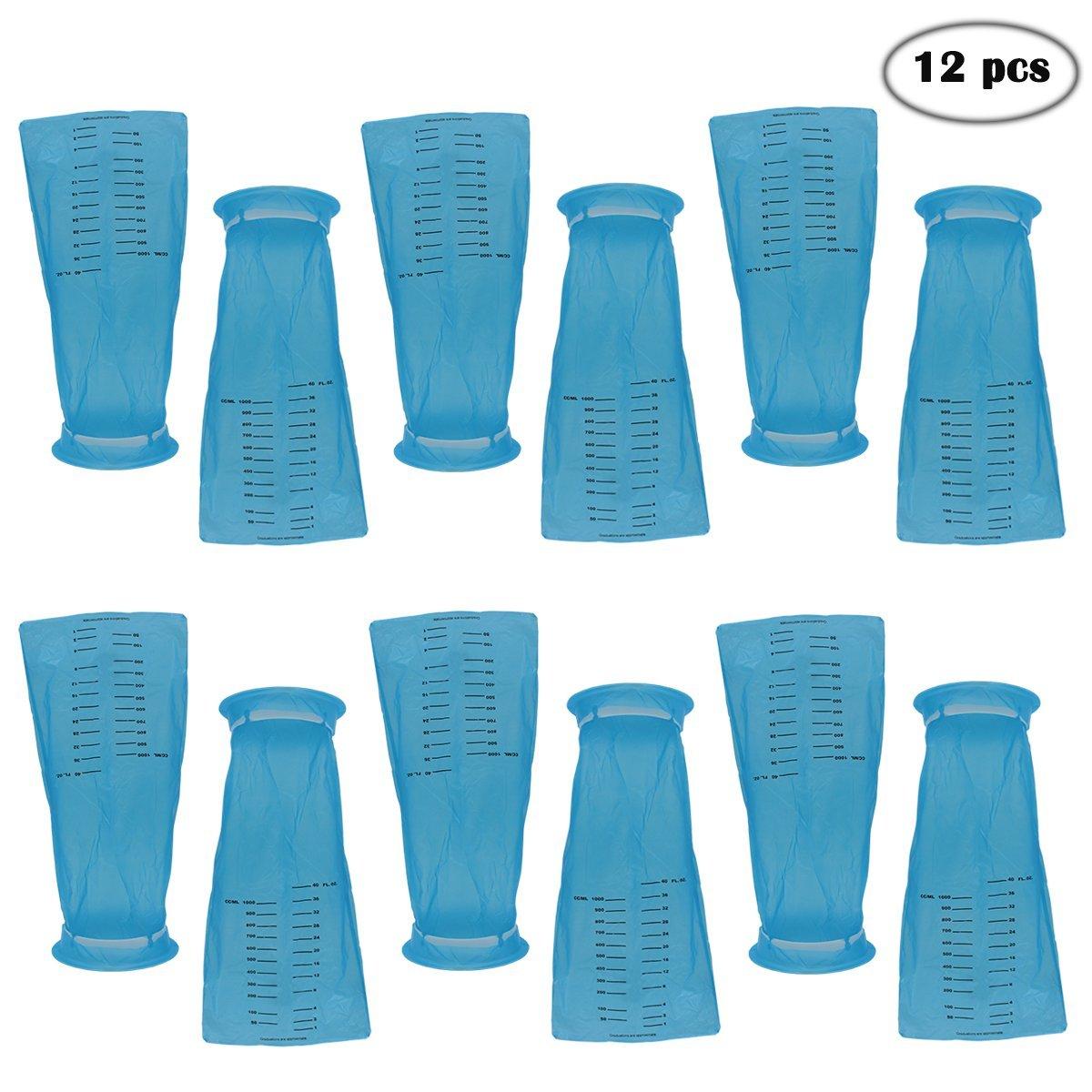 fivecolor azul eliminación bolsas de residuos emesis vomitar ...