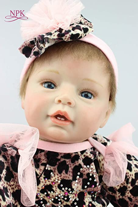 2eb8c57dfdad9 Image Unavailable. Image not available for. Color: NPK Reborn Dolls, NPK  Reborn Doll with Soft Real Gentle Touch ...