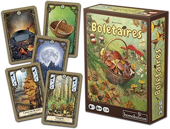 Devir - Boletaires (HLBOLETAIRES): Amazon.es: Juguetes y juegos
