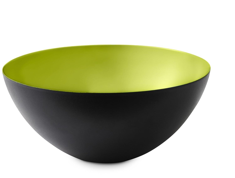 Normann Copenhagen Krenit Salad Bowl /Ø 16/cm Gr/ö/ße 1 Hx/Ø 4,1x8,4cm white