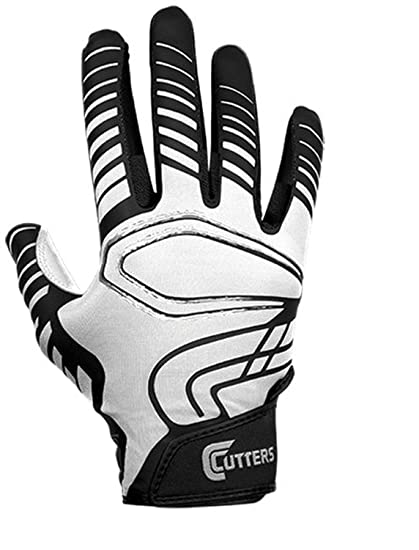 Amazon Com Shock Doctor Youth Rev Receiver Gloves White Youth
