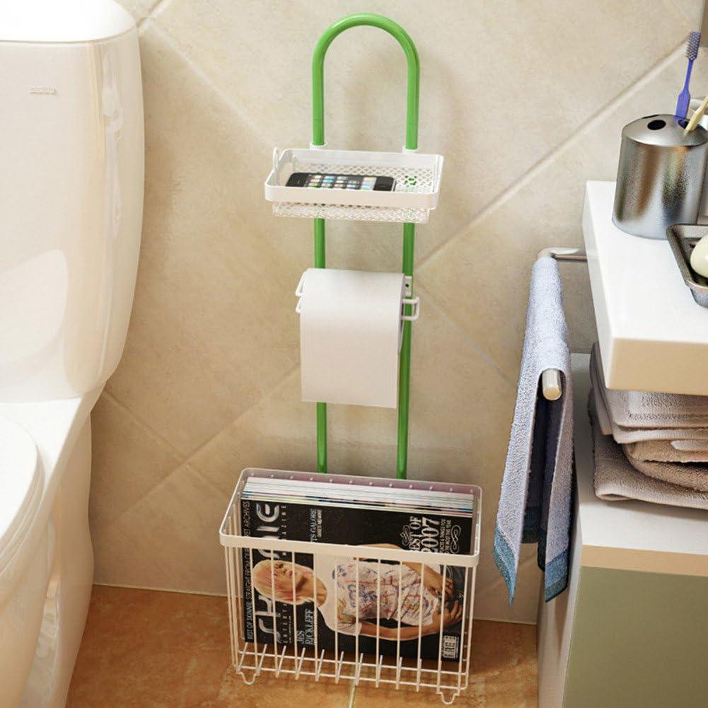 Estantes de baño funcional/Revistero de baño/armazón para ...
