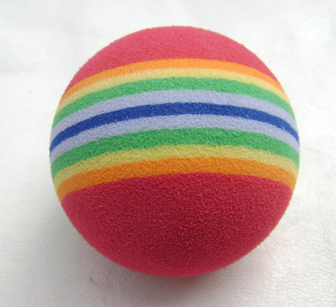 A99 Golf Rainbow Foam Ball Practice 50 Pcs with Bucket by A99 Golf (Image #7)
