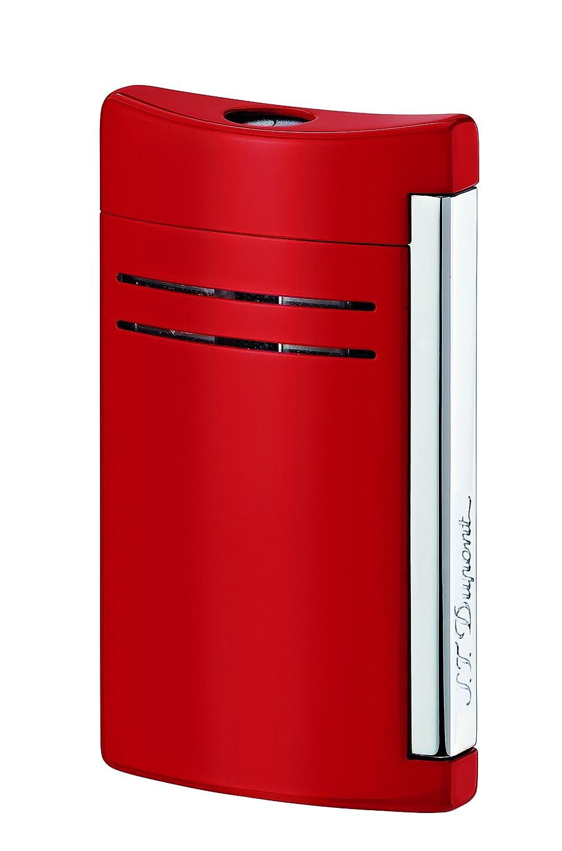 S.T. Dupont Maxijet Briquet Matt Black/Red D-020160N