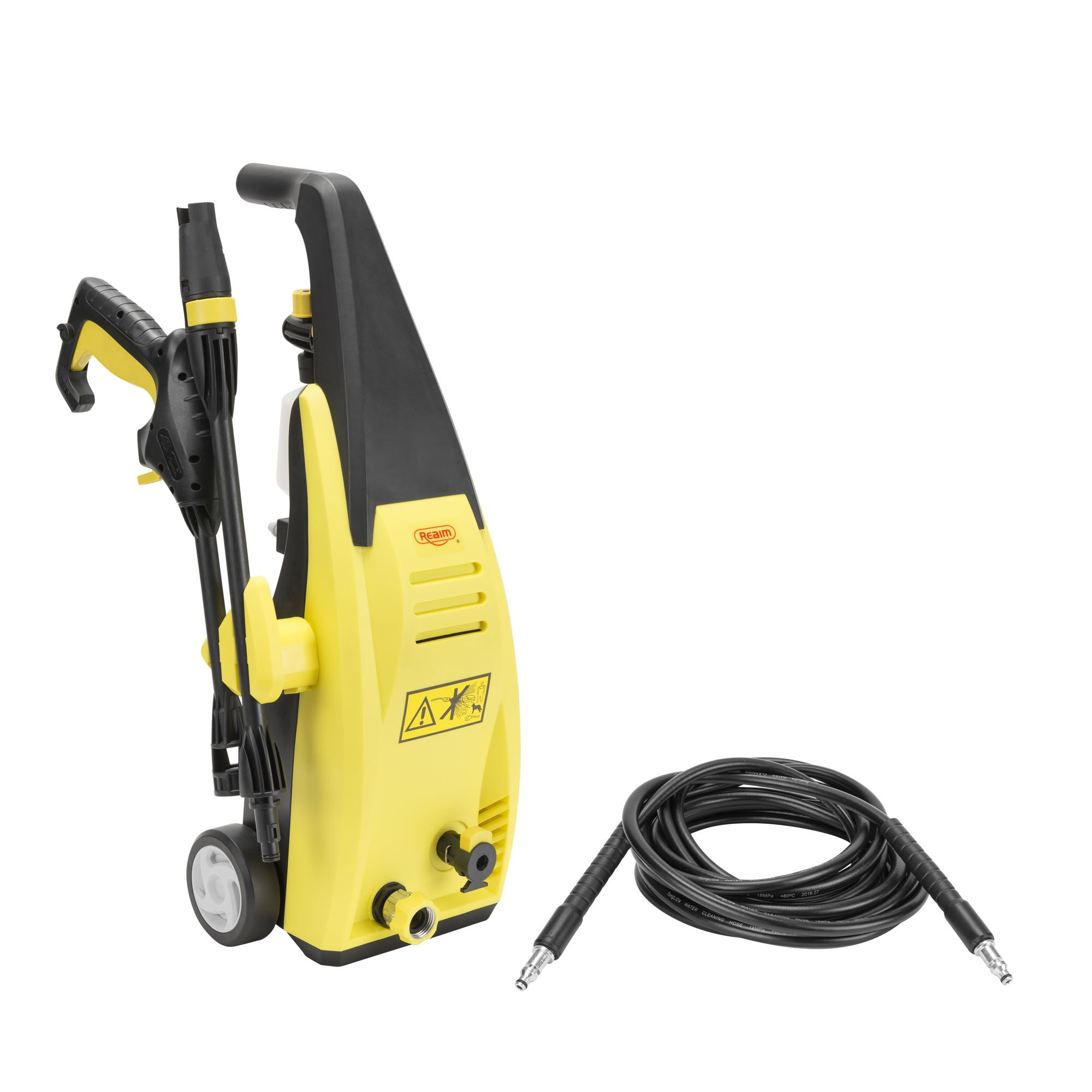 Realm  BY01-Vbj-Wt 1500 Psi 1.60 GPM 13 AMP Electric Pressure Washer