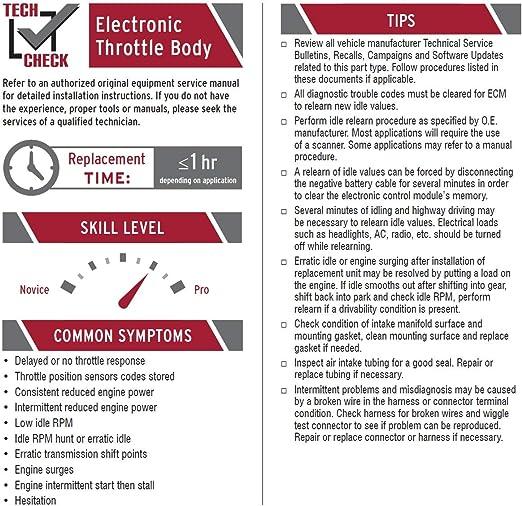 08-10 G6 08-10 VUE 08-09 SOLSTICE 08-12 MALIBU 10-11 EQUINOX Fuel Injection electric Throttle Body Compatible with 10-11 LACROSSE 10-11 TERRAIN 08 COBALT 08-11 HHR 11 REGAL