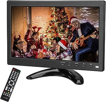 Monitor portátil TFT LED de 10.1 pulgadas 1366 x 768 con HDMI VGA BNC Puerto AV