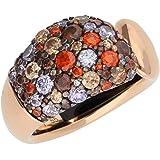 Joop Femmes bague argent Rose Or JPRG90686C