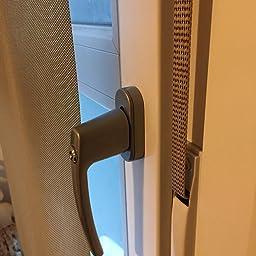 kwmobile 4 pomo de puerta con llave - Manilla de puerta con ...