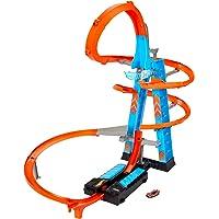 Hot Wheels Pista y Garaje para Coches de Juguetes, Regalo para Niños y Niñas mayores de 5 Años (Mattel GJM76), Embalaje…