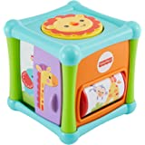 Fisher-Price BFH80 Growing Baby Animal Activity Cube