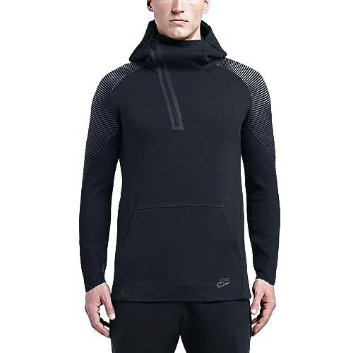 19742ba54791 Amazon.com  Nike Sportswear Tech Fleece Hoodie Mens  Sports   Outdoors