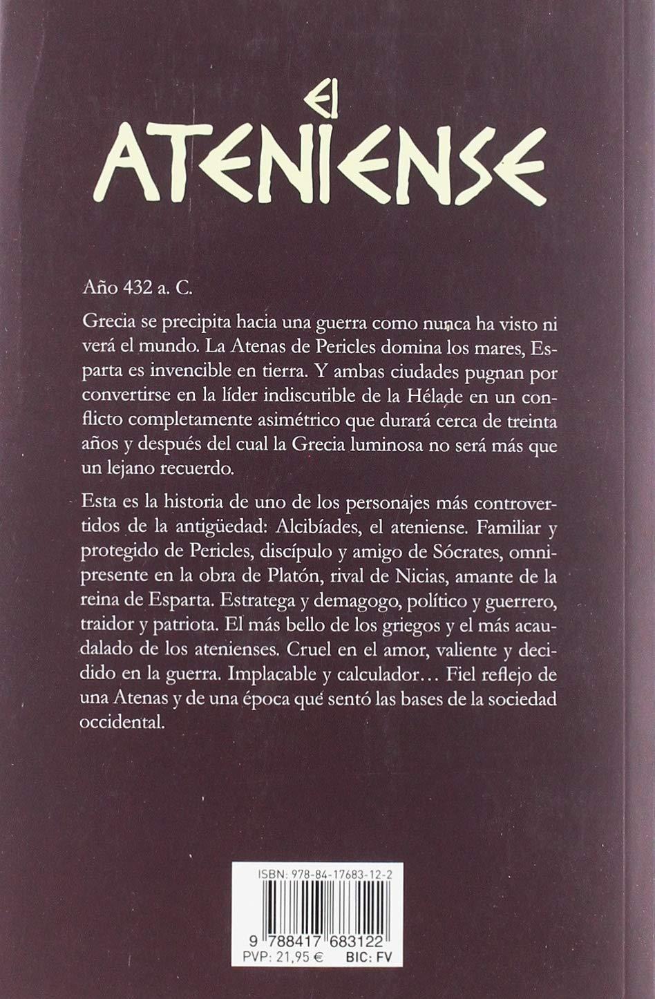 El ateniense (Histórica): Amazon.es: Santamaría Fernández, Pedro: Libros