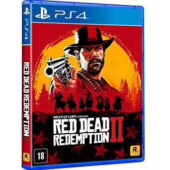 Red Dead Redemption 2 - PlayStation 4: Amazon com br: Games
