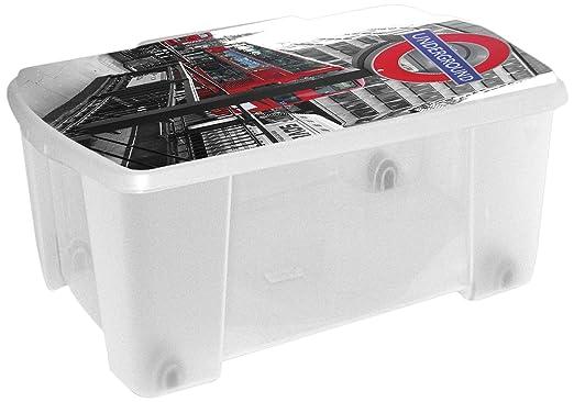 37 opinioni per Art Plast M76LON Contenitore in Plastica, London