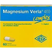 Magnesium Verla 400 complex Kapseln, 60 st. Capsules