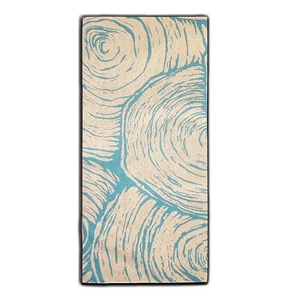 TYY 100% poliéster fiberpink Dot Terry toalla toallas de Ultra absorbentes toallas de cuidado de