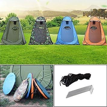 viajes al aire libre bomba de agua para camping Ducha port/átil para acampar al aire libre dos bater/ías recargables de 2200 mAh RGA rociador de agua port/átil bid/é senderismo