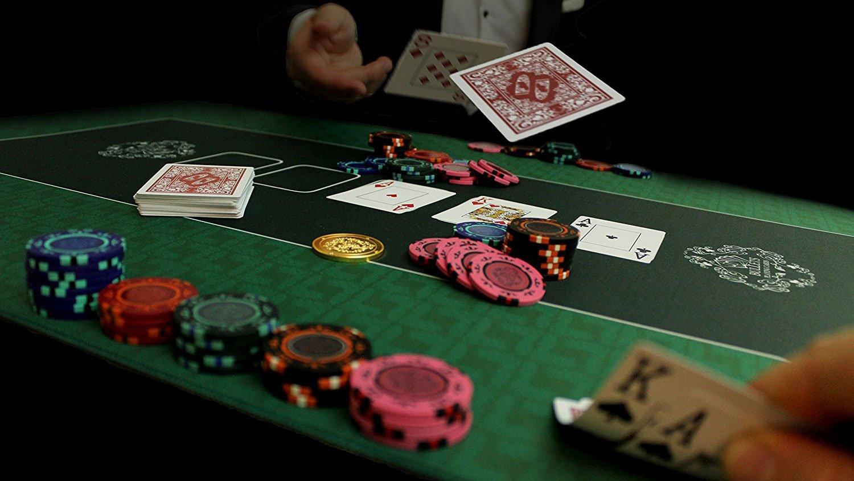 Comprar Bullets Playing Cards Cartas Poker de plastico. 2 x Baraja Poker Set Profesional. Naipes poquer Premium plastificadas Ideales para Texas Holdem, con índice Jumbo