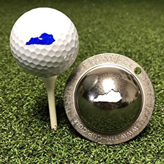 product image for Tin Cup Kentucky State Golf Ball Custom Marker Alignment Tool