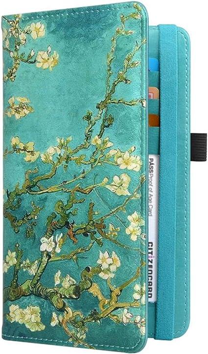 wallet accessories Panda checkbook cover checkbook holder check book check organizer