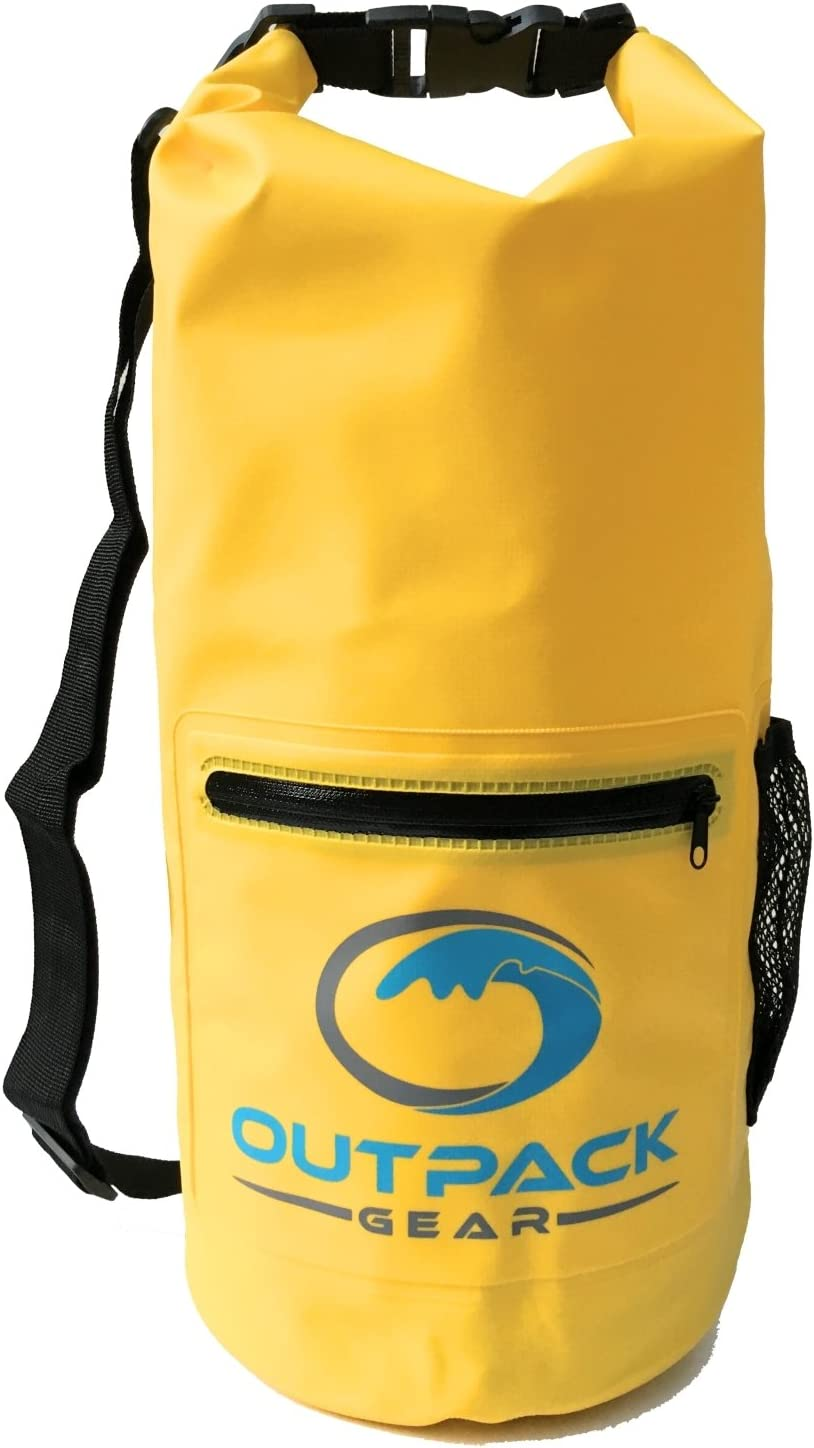 yellow surf wetsuit backpack