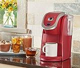 Keurig K200 Coffee Maker, Single Serve K-Cup Pod