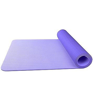 Premium - alfombrilla antideslizante para yoga TPE, 100 ...