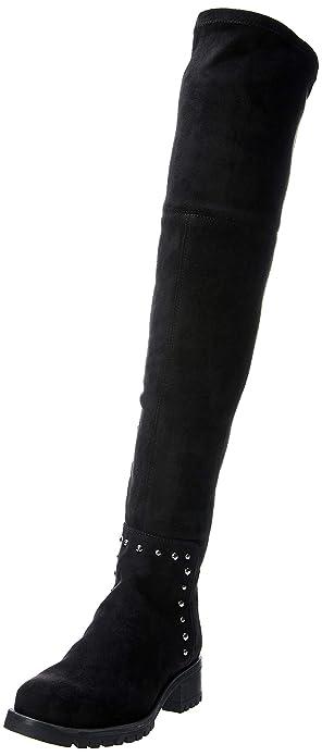 Unisa Overknee Damen Overknee Unisa Stiefel Itai  Amazon   Schuhe & Handtaschen 4fb54e