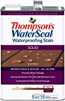 THOMPSONS Solid Waterproofing Stain