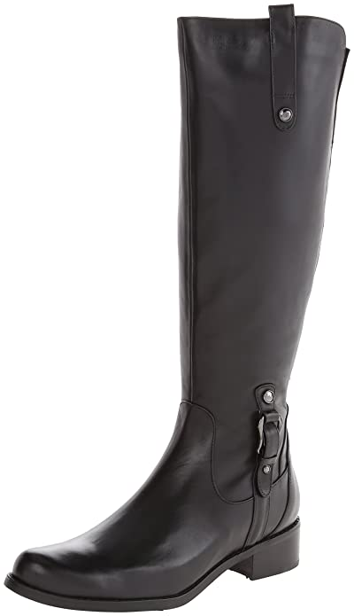 Amazon.com | Blondo Women's Venise Waterproof Riding Boot | Knee-High