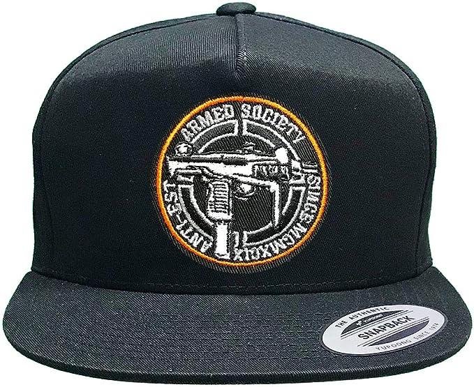 Metal Mulisha Mens Uzi Snapback Hat Black: Amazon.es: Ropa y ...