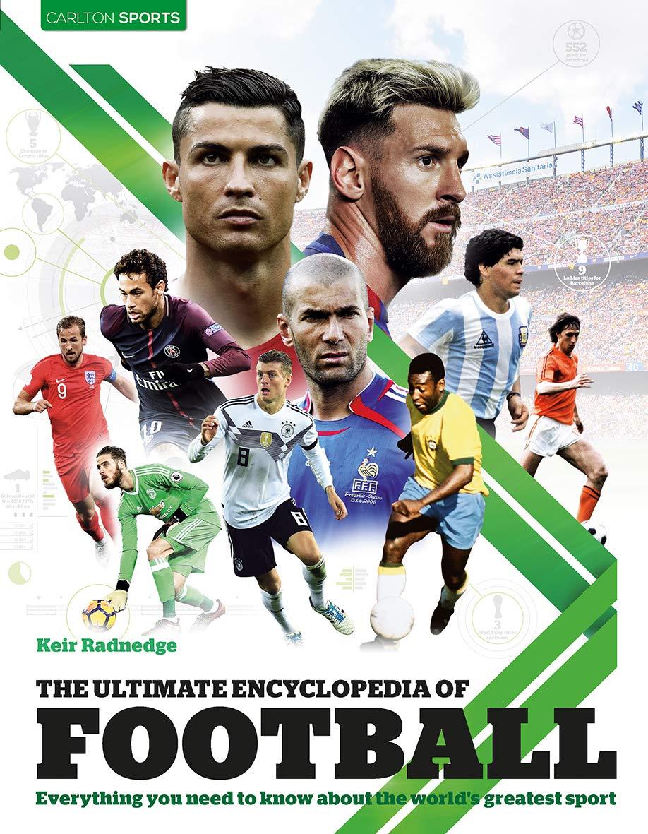 Radnedge, K: The Ultimate Encyclopedia of Football Carlton Sports ...